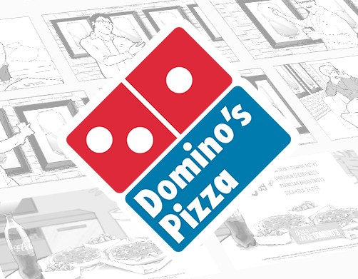 Domino's Pizza Storyboard